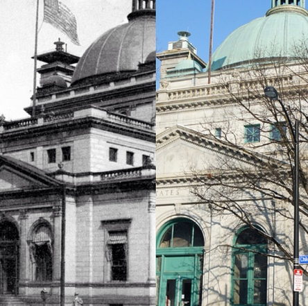 The Children's Museum Then and Now #TBT
